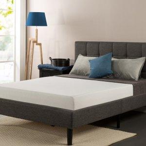 #7. Sleep master ultima comfort memory foam mattress