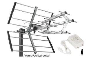 8. ViewTV VT-366 Digital Amplified Outdoor/Indoor Attic HDTV Antenna