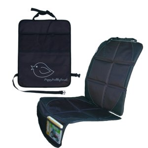 10. Happy Healthy Parent Child Car Seat Protector