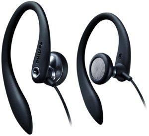 4. Philips SHS3200BK/37 Headphones – Black