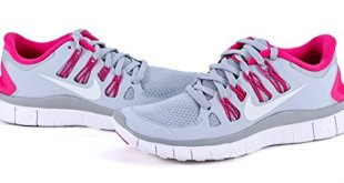 #9. Nike Women's Free 5.0 Running Shoe