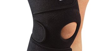 7. Knee Brace Support by ZSX Sport