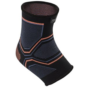 3. Kunto Fitness Ankle Brace Compression Support Sleeve for Athletics