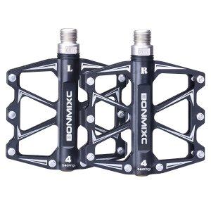 3. Bonmixc Mountain Bike Pedals