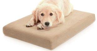 7. Milliard Premium Orthopedic Memory Foam Dog Bed