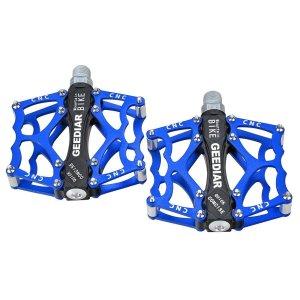 7.GEEDIAR CNC Aluminum Alloy Road Mountain Bike Bearing Pedals