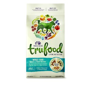 8. Wellness TruFood Baked Blends Dry Raw Dog Food