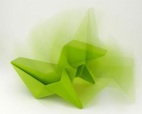 Paper Chair by Simon Joyau » image 3