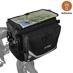BV Bicycle Cycling Handlebar Bag