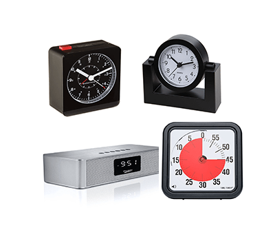 Top 12 Best Desk Clock 2019 | Best Table Clock Reviews
