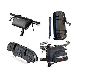 Top 12 Best Handlebar Bags Reviews & Buying Guide 2018
