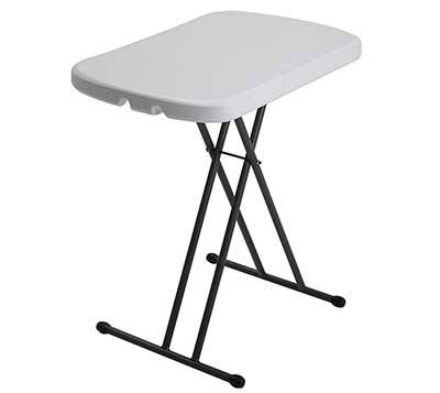 Lifetime 80251 Adjustable Folding Table