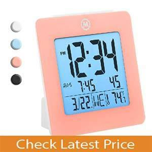 MARATHON Digital Desk Clock