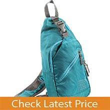 One Savvy Sling Backpack For Walking