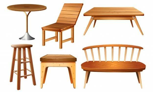 How To Clean Wooden Furniture At Home