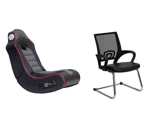 Ergonomic Gaming Chair Without Wheels