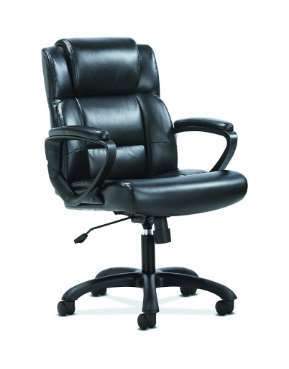 HON Sadie Leather Executive Computer/Office Chair