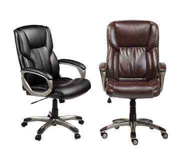 Top 7 Best Leather Office Chair 2019 – Reviews