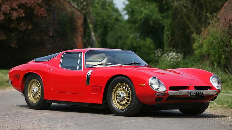 1966 Bizzarrini 5300 Gt Strada Specs Photo Price Rating