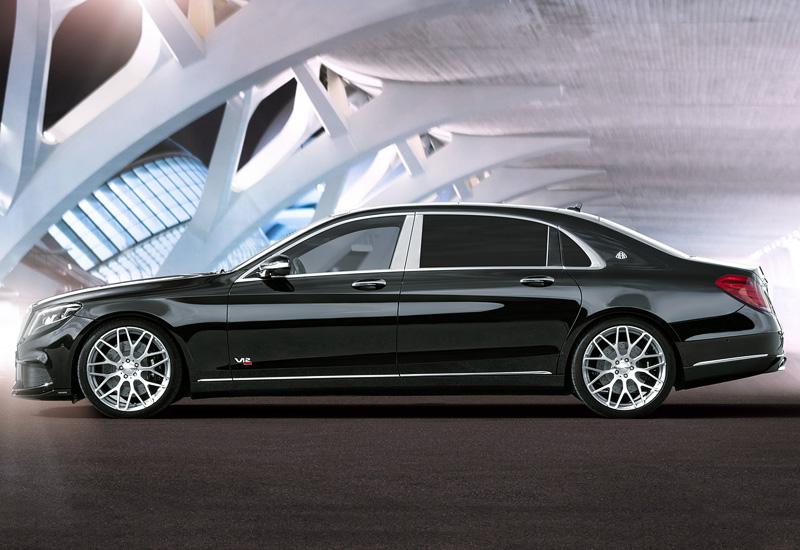2015 Brabus Mercedes Maybach S600 Rocket 900 63 V12