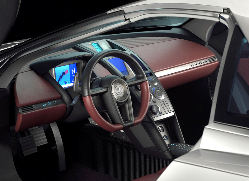 2002 Cadillac Cien Concept Specifications Photo Price