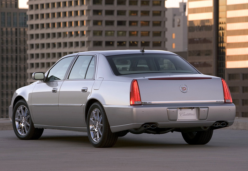 2005 Cadillac Dts Specs Photo Price Rating