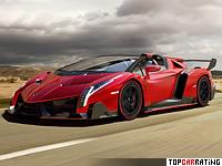 Lamborghini Veneno Roadster 6.5 litre V12 AWD 2014