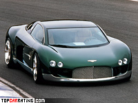 Bentley Hunaudieres Concept 8 litre W16 AWD 1999
