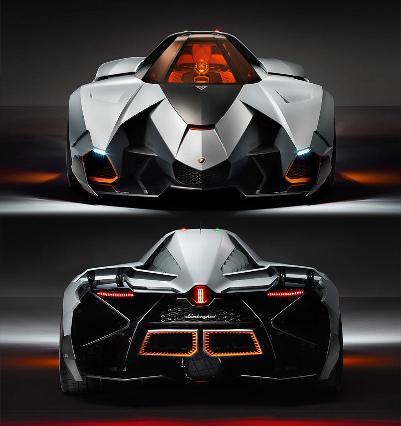2013 Lamborghini Egoista Concept Specs Photo Price Rating