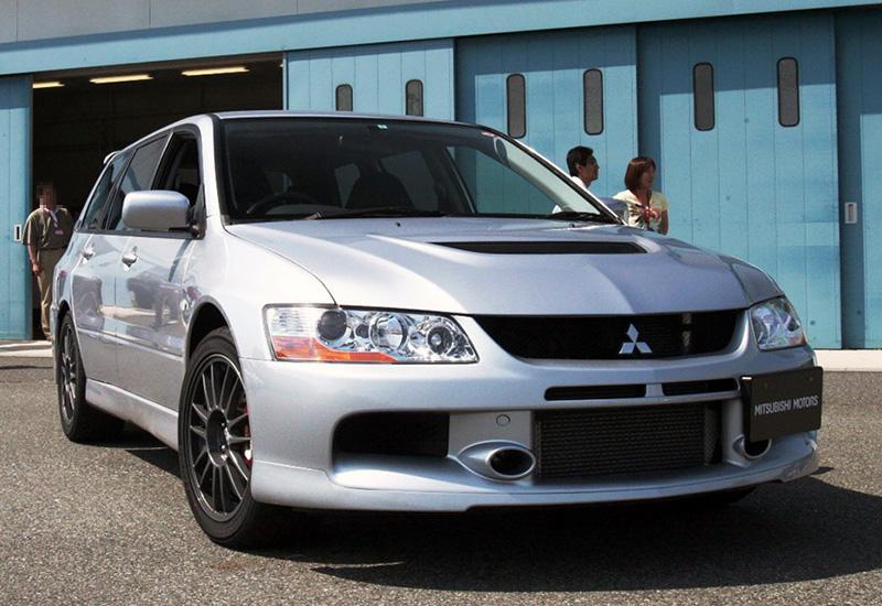 2006 Mitsubishi Lancer Evolution Ix Wagon Mr Specs