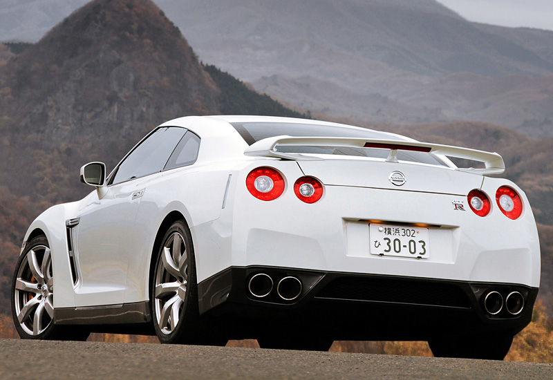 2008 Nissan GT R Specifications Photo Price