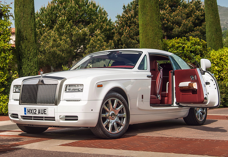 2013 Rolls Royce Phantom Coupe Series II Specifications