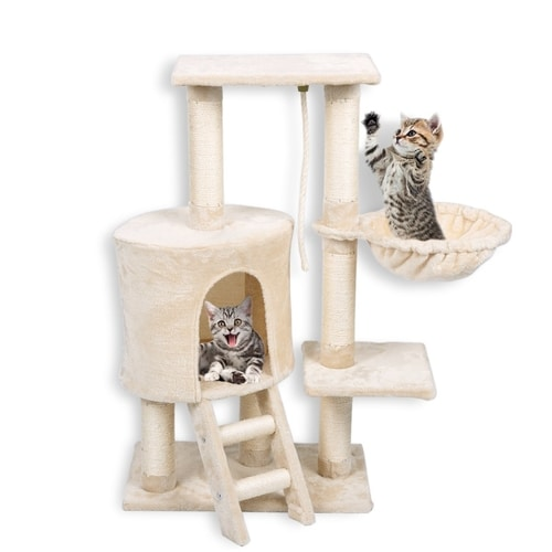 Best Cat Tree Under $100 - FirstWell Cat Tree Condo