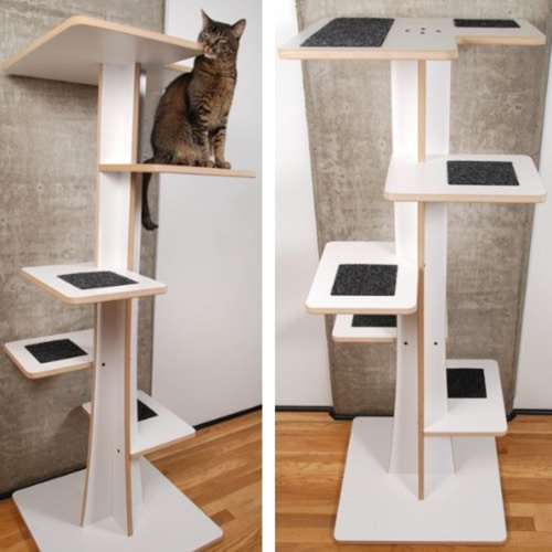 Best Cat Trees Above $200 - Baobab Eco-Friendly Modern Cat Tree