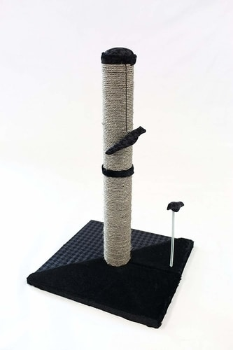 Best Cat Scratching Post - Max and Marlow 26 Inch Sisal Scratch Post