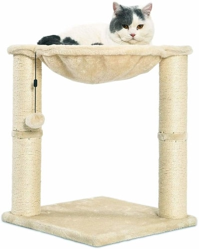 Best Cat Condo For Two Cats - Cat Tree Condo Tower Post for Indoor Cats
