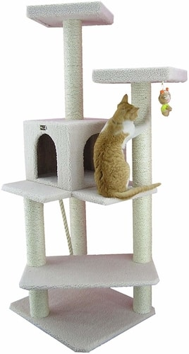 Cheap Cat Trees For Large Cats - Armarkat B5701 57-Inch Cat Tree