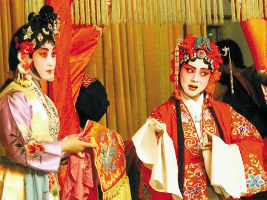 Where to See the Peking Opera in Beijing  Places to See the Peking     Peking Opera