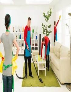 تنظيف-الغرف