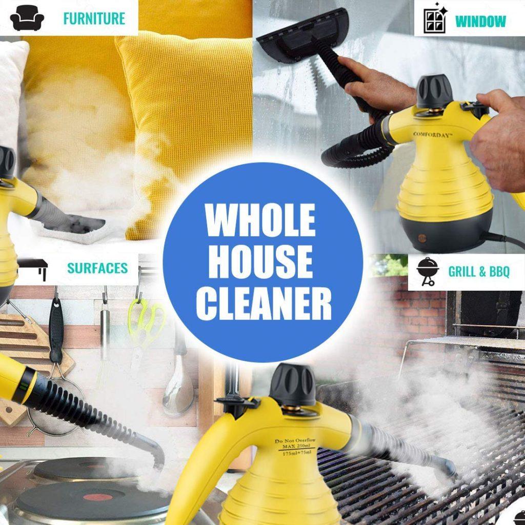 meilleur nettoyeur vapeur 2021 avis