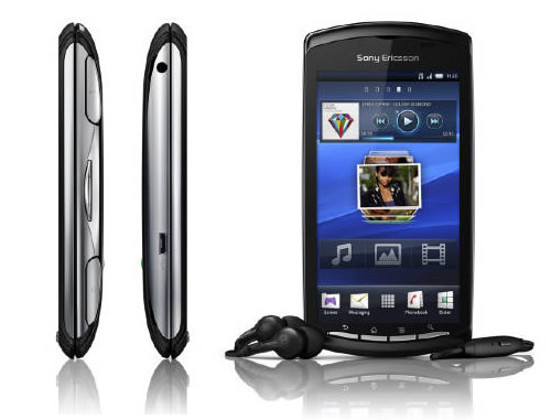 Consola de Sony-Teléfono