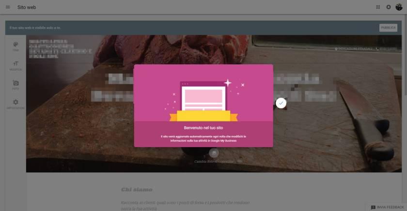 3 sito web da modificare