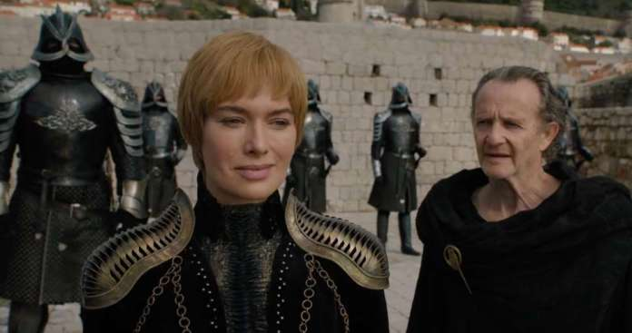 Cersei and Qyburn