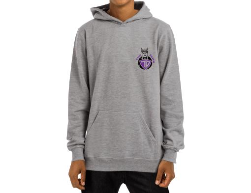 Top Dawg Gray Hooded Sweatshirt Hoodie