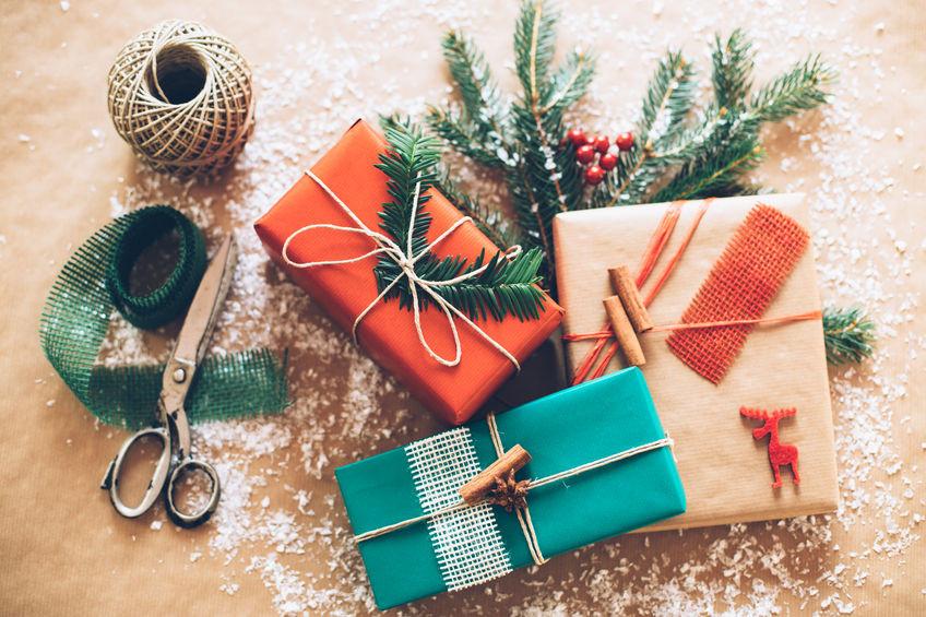 Idee Originali Per Pacchetti Regalo Di Natale Fai Da Te