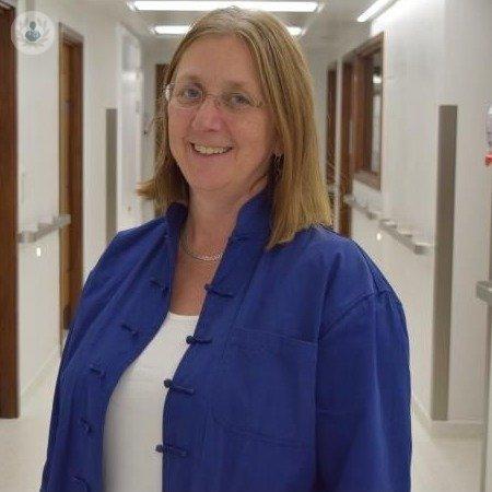 Dr Clarissa Pilkington