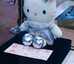 Hello Kitty Stock Certificate