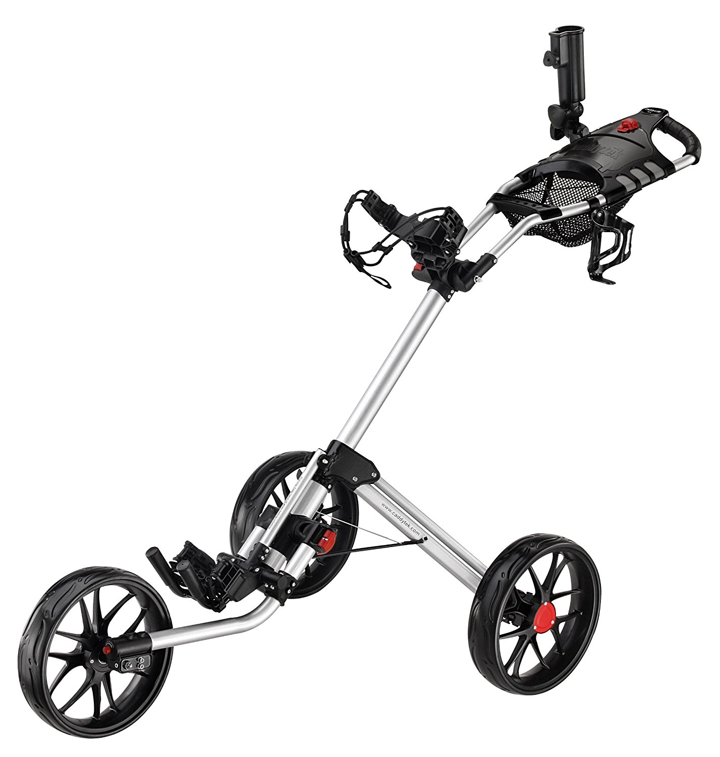 9 Best Golf Push Carts Of
