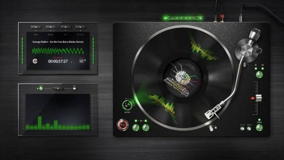 New Video – Strange Rollers -Set Me Free (Barry Blades Remix)