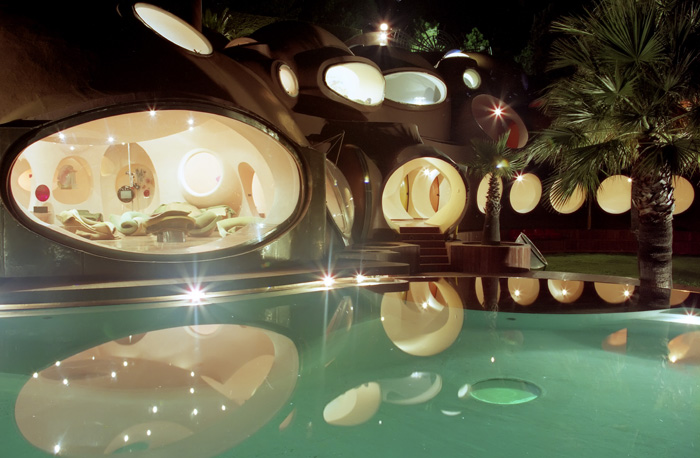 Pierre Cardin S Bubble House